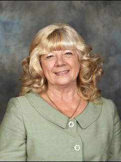 County Councillor Kath Perry - Conservative (Cheslyn Hay, Essington)