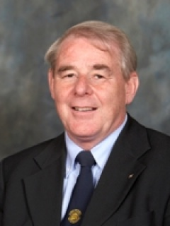 County Councillor John  Francis - Conservative (Stafford South East)