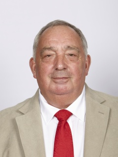 County Councillor Alan Dudson - Labour (Brereton and Ravenhill)