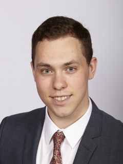 County Councillor Conor Wileman - Conservative (Burton Tower)