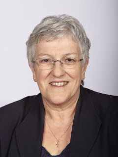 County Councillor Susan Woodward - Labour (Burntwood North)