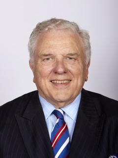 County Councillor David Smith - Conservative (Lichfield Rural South)