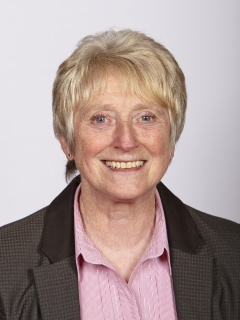 County Councillor Ann Beech - Labour (Audley and Chesterton)