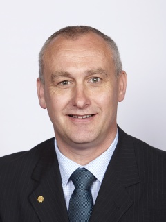 County Councillor David Williams - Conservative (Penkridge)