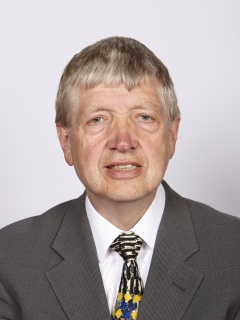 County Councillor Michael Greatorex - Conservative (Watling South)