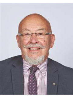Cllr County Councillor Bernard Peters (Horninglow and Stretton)