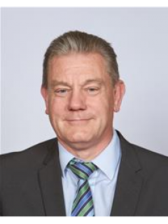 Cllr County Councillor Keith Flunder (Biddulph South and Endon)