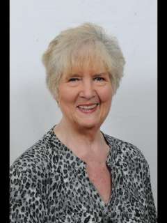 Cllr Pam Booher