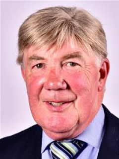 Photograph of Cllr Stuart Parker