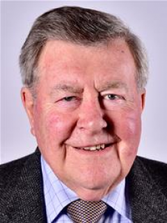 Photograph of Cllr Myles Hogg