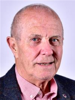 Photograph of Cllr Bob Rudd