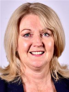 Photograph of Cllr Helen Weltman
