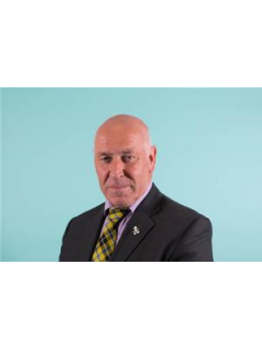 Photograph of Cllr Geoff Brown