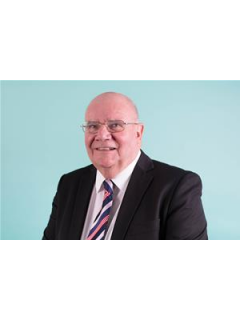 Photograph of Cllr Fred Greenslade
