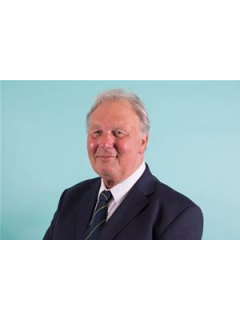 Photograph of Cllr John Keeling MBE