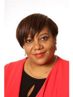 Photograph of Cllr Brenda Dacres