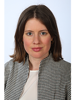 Photograph of Cllr Sophie McGeevor