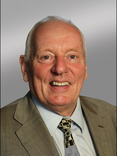 Cllr Jeffrey Dudgeon - UUP