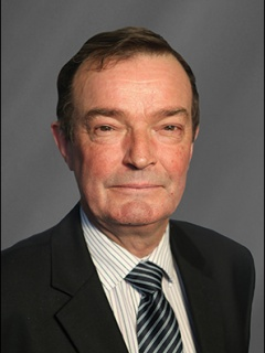 Photograph of Cllr Peter Johnston - UUP