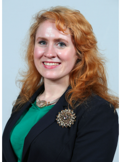 Photograph of Cllr Georgina Milne - GREEN