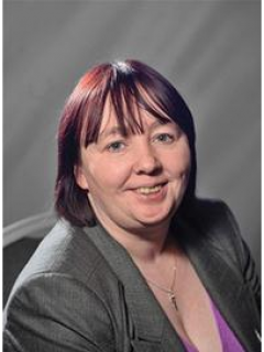 Photograph of Cllr Mary Ellen Campbell - SF