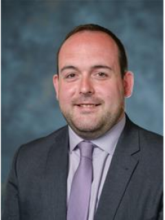 Photograph of Cllr Paul McCusker
