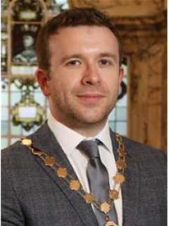 Photograph of  The Deputy Lord Mayor, Councillor Peter McReynolds
