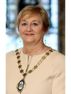 Deputy Lord Mayor, Councillor Sonia Copeland - UUP
