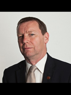 Photograph of Cllr Bill Cook (Labour)