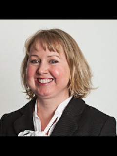 Photograph of Cllr Angela Blacklock (Labour)