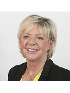 Photograph of Cllr Catherine Fullerton (Scottish National Party)