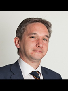 Photograph of Cllr Dominic Heslop (Conservative)