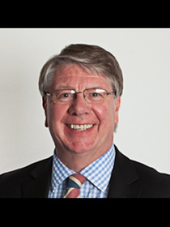 Photograph of Cllr Eric Milligan (Labour)
