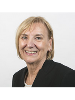 Photograph of Cllr Joan Griffiths (Labour)
