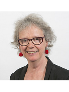 Photograph of Cllr Maureen Child (Labour)