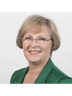 Photograph of Cllr Melanie Main (Scottish Green)