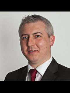 Photograph of Cllr Paul Godzik (Labour)