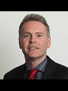 Photograph of Cllr Richard Lewis (Scottish National Party)