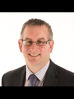 Photograph of Cllr Keith Robson (Labour)