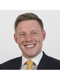 Cllr Lewis Ritchie (independent)