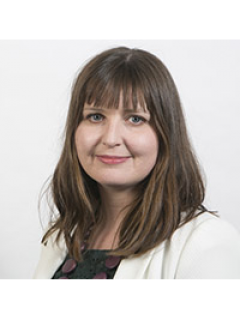 Photograph of Cllr Kate Campbell (Scottish National Party)