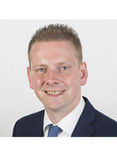 Photograph of Cllr Graham Hutchison (Conservative)