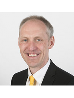 Photograph of Cllr Kevin Lang (Liberal Democrat)