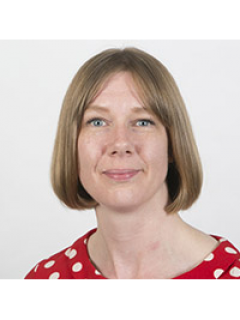 Photograph of Cllr Claire Miller (Scottish Green)