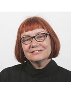 Photograph of Cllr Susan Rae (Scottish Green)