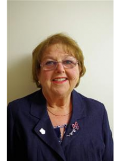 Photograph of Cllr Mary Aspinall