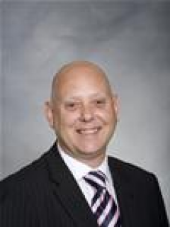 Photograph of Cllr Mark Coker