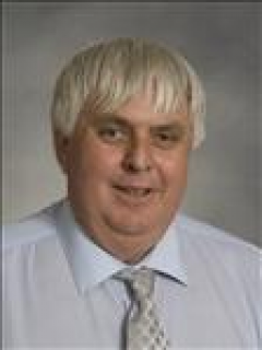 Photograph of Cllr Peter Smith