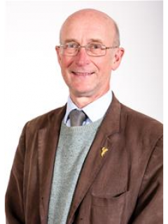 Photograph of Cllr Paul Crossley