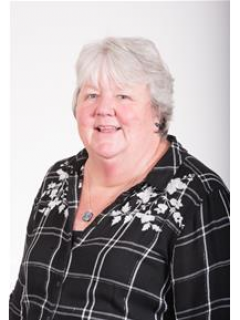Photograph of Cllr Sally Davis